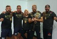 """Per plauką nuo atleidimo iš UFC buvęs J.Blachowiczius: """"Žinojau, kad tai negali būti pabaiga"""""""
