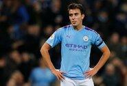 """""""Barcelona"""" nori pasirašyti sutartį su devyniolikmečiu """"Man City"""" gynėju"""