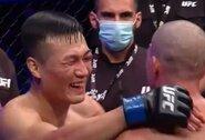 """""""Korėjos Zombis"""" pripažino, kad neprisimena net trijų paskutinių raundų prieš B.Ortegą"""