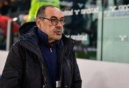 M.Sarri užsiminė apie trenerio karjeros pabaigą