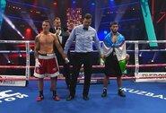 Profesionalų bokso ringe Rusijoje debiutavęs A.Plavko patyrė pralaimėjimą skirtingu teisėjų sprendimu