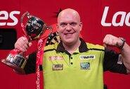 D.Labanauskas pralaimėjo būsimam čempionui: M.van Gerwenas triumfavo prestižiniame turnyre