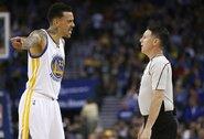 """M.Barnesas nepriėmė žiedo iš """"Warriors"""" klubo: """"Savęs nevadinu čempionu"""""""