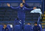 "T.Tuchelis debiutavo prie ""Chelsea"" komandos vairo lygiosiomis su ""Wolves"""