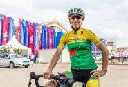 R.Leleivytė sužibėjo dviračių lenktynėse Italijoje