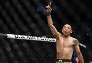D.White'as patvirtino: H.Cejudo atlaisvino UFC titulą, dėl kurio kovos P.Yanas ir J.Aldo