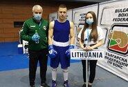 J.Jocius užsitikrino Europos jaunių bokso čempionato medalį