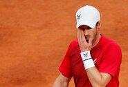 """Koronavirusu užsikrėtęs A.Murray'us veikiausiai negalės atvykti į """"Australian Open"""" turnyrą"""