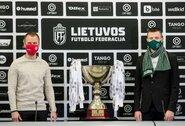 Dėl COVID-19 nukeliama LFF Supertaurės dvikova