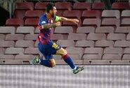 """Įspūdingas L.Messi įvartis: """"Barcelonos"""" lyderio nesustabdė net ir pusė varžovų komandos"""