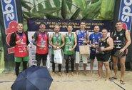 Baltijos čempionato starte aukso medaliai iškeliavo į Vilnių