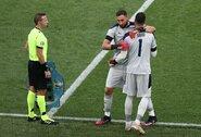Italijos rinktinės treneris paaiškino, kodėl 89-ą minutę pakeitė vartininką: prisiminė savo patirtį