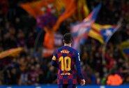 """J.M.Bartomeu nesijaudina dėl L.Messi ateities: """"Jis rungtyniaus """"Barcelonoje"""" dar artimiausius penkerius metus"""""""