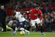 """Dominavęs M.Rashfordas nutraukė J.Mourinho medaus mėnesį su """"Tottenham"""": """"Man United"""" kyla į viršų"""