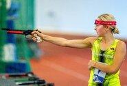 Trys Lietuvos penkiakovininkės Vengrijoje pateko į finalą, A.Tamašauskaitė aplenkė E.Clouvel