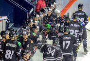 """""""Hockey Punks"""" užtikrinta pergale pradėjo pusfinalio seriją prieš """"Energiją-Geležinį vilką"""""""
