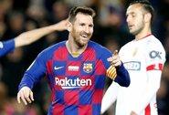 """L.Messi dar kartą įgėlė """"Barcelonos"""" vadovybei"""