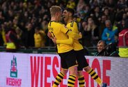 "Dar vienas E.B.Haalando įvartis paženklintas ""Borussia"" pergale"