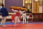 Europos taekvondo klubų čempionate – G.Meištininkaitės auksas