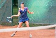 I.Dapkutė Latvijoje po labai įtemptos kovos iškovojo WTA vienetų reitingo tašką