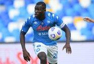 """Anglijos klubas tapo pagrindiniu pretendentu įsigyti K.Koulibaly: suma tenkina """"Napoli"""""""