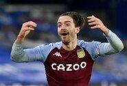 """""""Aston Villa"""" nebeleis futbolininkams žaisti """"fantasy"""" žaidimų: nutekinta informacija apie J.Grealisho traumą"""