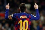 """""""Hat – tricką"""" pelnęs L.Messi pagerino C.Ronaldo priklausiusį rekordą"""