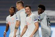 """Įspūdingą pergalę iškovojęs """"Bayern"""" užfiksavo šūsnį rekordų"""
