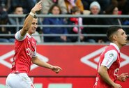 """Reims"" namuose nugalėjo ""Saint-Etienne"" futbolininkus"