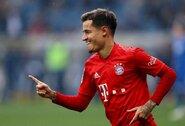 """""""Bayern"""" atsisakė galimybės įsigyti P.Coutinho"""
