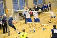 Šešios komandos stoja į kovą Lietuvos tinklinio I lygos čempionate