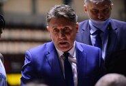 V.Chomičiui Kijeve nustatytas koronavirusas