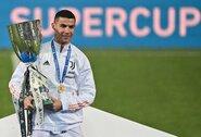 """C.Ronaldo apie """"Juventus"""" iškovotą titulą: """"Mes sugrįžome"""""""