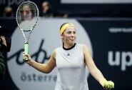 Latvė po daugiau nei dvejų metų pertraukos laimėjo WTA turnyro finalą