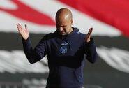 """P.Guardiola: """"Patirtas pralaimėjimas nereiškia, jog mums reikia naujų pirkinių"""""""