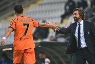 """""""Juventus"""" strategas A.Pirlo: """"C.Ronaldo visiems yra pavyzdys"""""""