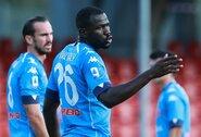 """K.Koulibaly pakomentavo naujienas apie galimą perėjimą į """"Liverpool"""""""