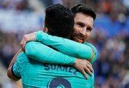 "Nusivylęs L.Messi apkaltino ""Barceloną"" nepagarbiu elgesiu su L.Suarezu"