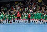 Keturis kartus į tuščius vartus nepataikę Lietuvos rankininkai lygiosiomis baigė lemiamas rungtynes Portugalijoje