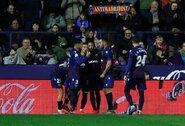 """Prieš """"Levante"""" kritęs """"Real"""" užleido """"Barceloną"""" į """"La Ligos"""" pirmenybių viršūnę"""