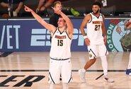 """Garsus NBA treneris: """"Jokičius geriau skirsto perdavimus nei Sabonis"""""""