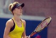 E.Svitolina į teniso kortus sugrįžo pralaimėjimu prieš trečiojo šimtuko žaidėją