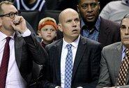 """""""Pacers"""" treneriu tapo mažai girdėtas specialistas"""