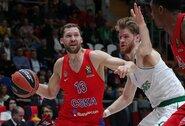 CSKA siekia nutraukti J.Strelniekio kontraktą