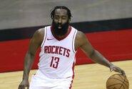 """NBA sudrebino mainai: J.Hardenas keliasi į Brukliną, V.Oladipo palieka """"Pacers"""""""