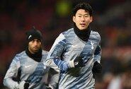 """P.Schmeichelio pagyros S.Heung-Minui: """"Norėčiau jį matyti žaidžiantį """"Old Trafford"""" stadione"""""""
