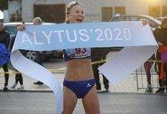 """Olimpinį normatyvą įvykdžiusi B.Virbalytė: """"Man tai yra sugrįžimas"""""""