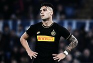 """Ispanijos futbolo milžinų dėmesio sulaukusio L.Martinezo agentas: """"Oficialaus susitarimo nepasiekėme"""""""