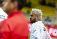 """PSG treneris džiūgauja dėl Neymaro formos: """"Jis yra toks lyderis, kokio reikia mūsų komandai"""""""