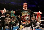 Ch.Nurmagomedovas įvardijo keturis geriausius pasaulio boksininkus